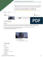 Ejercicio Resuelto_ Diferencia de Potencial en Campo Eléctrico Uniforme 2