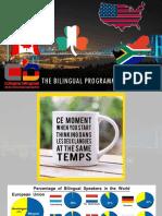 the bilingual programme