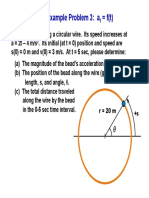 Particle Kinem Circ Motion Ex Prob 3