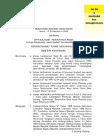 P.53 Thn 2008 Tentang HPK