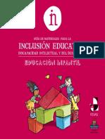 Inclusión Educativa - Castellano