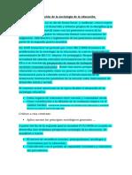 institucionalizacion de la sociologia de la educacion.docx