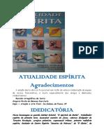 Atualidade Espirita (Americo D. Nunes Filho, Aureliano Alves Netto e Celso Martins)