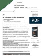 Les 10 Intervenants d'Un Projet de Construction _ Faire Construire