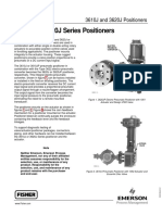 3610J and 3620J Series Positioners