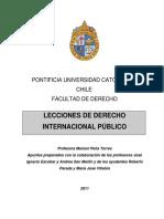 Internacional Público - 2013 M. Peña