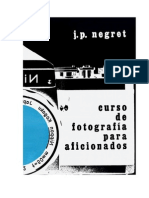 Curso de Fotografia para Aficionados