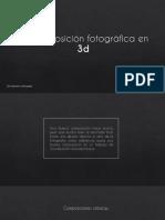 Tips de Composición Fotográfica 3d