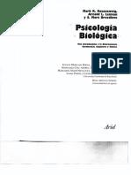 Rosenzweig; Leiman & Breedlove. PSICOLOGÍA BIOLÓGICA. Capítulo 7.