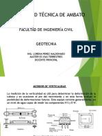 Cap. 3 Equipos Usados en Geotecnia