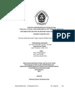 Asuhan Keperawatan Intranatal Kelompok pada kpd