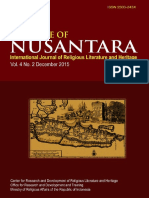 The Appreciation and Study of Qur'an Manuscripts From Southeast Asia Past, Present, And Future Annabel Teh Gallop