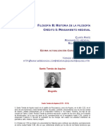 Filosofos Medievales-santo Tomas de Aquino