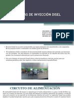 Sistemas de Inyección Disel