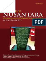 Modern Gnostics the Pursuit of the Sacred in Indonesian Islam