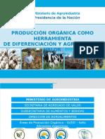 PO Como Herramienta de Diferenciación y Agregado de Valor - UNQUI - Soria 2016