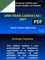 Arritmias Cardíacas Grad I.2007
