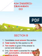 Bahasa Inggeris Pemahaman 013