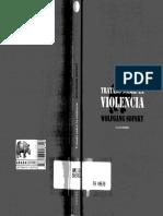 SOFSKY Tratado Sobre La Violencia Sofsky