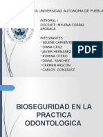 Bioseguridad odontologia