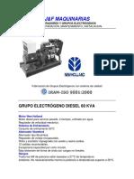 Motor K4100ZD