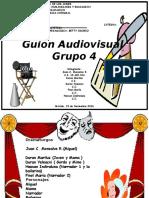 Guion Audiovisual Estética