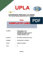 Exposicion Conflicto Laboral 1