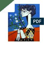 Picasso Jacqueline