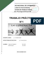 La Conducta 2015