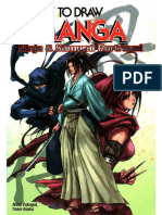 How to Draw Manga Vol. 38 Ninja & Samurai Portrayal