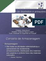 Planejamento de Depositos e Armazens