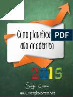 Ebook1 Cómo Planificar El Año Académico 2015 V2