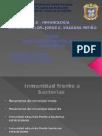 Inmunidad Frente a Los Microbios