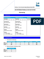 Criterios Natación JJOO Juventud BBAA 2018