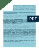 El Trabajo Por Proyectos Didácticos en La Asignatura de Español