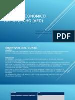 Analisis Economico Del Derecho (Aed) (1)