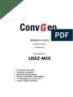 Lisez Moi ConvGeo2.0.1
