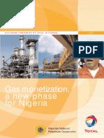 Total Gas Monetization