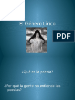 Genero Lirico (1)