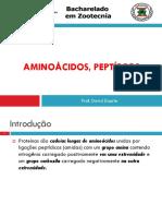 Biom5 - Aminoácidos e Peptídeos