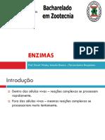 Biom8 - Enzimas Estrutura e Função