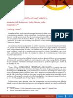 Cotidianidad Y enseñanza GeográFica. Alexánder Cely Rodríguez y Nubia Moreno lache.