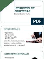 Transmision de Propiedad - Vizcaya