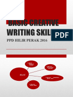 Basic Creative Writing Skill
