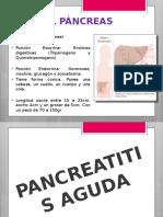 Pancreatitis Aguda y Crónica (1)