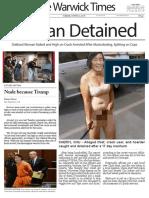 Cheryl Chu Criminal Report