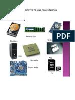 Componentes de Una Computadora