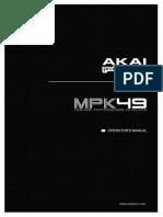 Akai MPK49.pdf