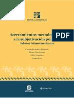 Movimientos Sociales y Cambio de Subjetividad Política en Chile