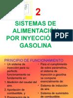 Sistema de Inyeccion Gasolina